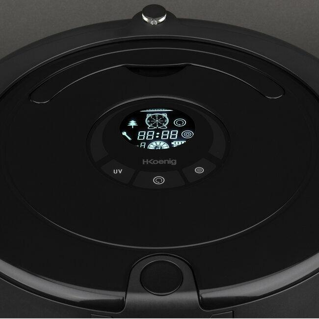 nos produits entretien des sols aspirateur robot swr22. Black Bedroom Furniture Sets. Home Design Ideas