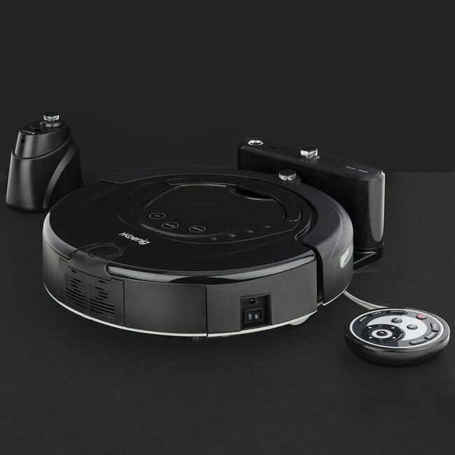 nos produits entretien des sols aspirateur robot swr28 koenig fr. Black Bedroom Furniture Sets. Home Design Ideas