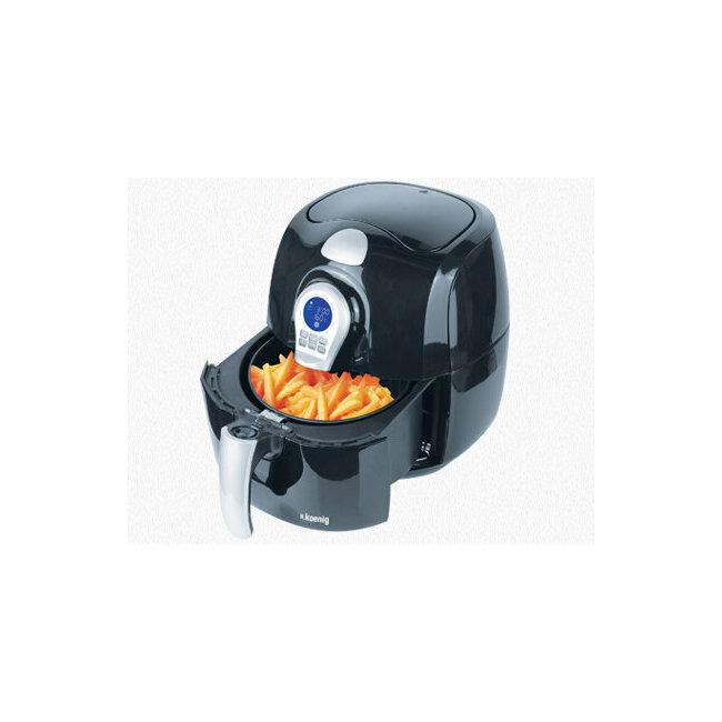 Nos produits cuisson quotidienne et petit d jeuner friteuse sans huile fry700 koenig fr - Meilleur huile pour friteuse ...