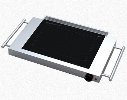 nos produits cuisson conviviale plancha vitroceramique vik400 koenig fr. Black Bedroom Furniture Sets. Home Design Ideas