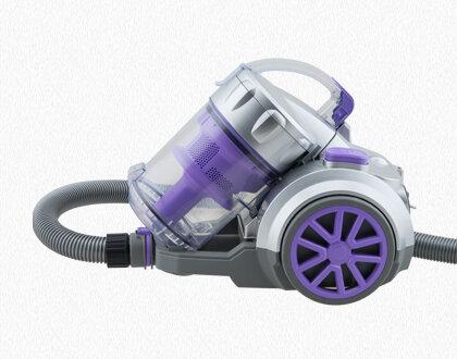 nos produits entretien des sols aspirateur sans sac tc34 violet koenig fr. Black Bedroom Furniture Sets. Home Design Ideas