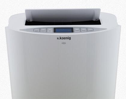 nos produits maison climatiseur mobile kol7012 silent koenig fr. Black Bedroom Furniture Sets. Home Design Ideas