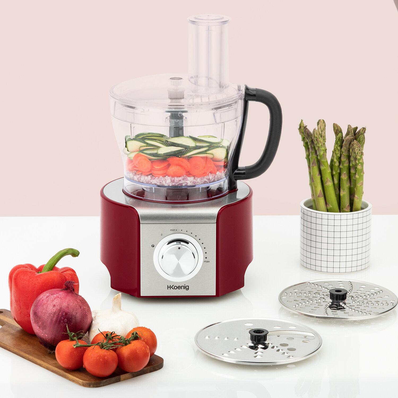 Nos Produits Robot De Cuisine Robot Multifonctions Koenig Fr