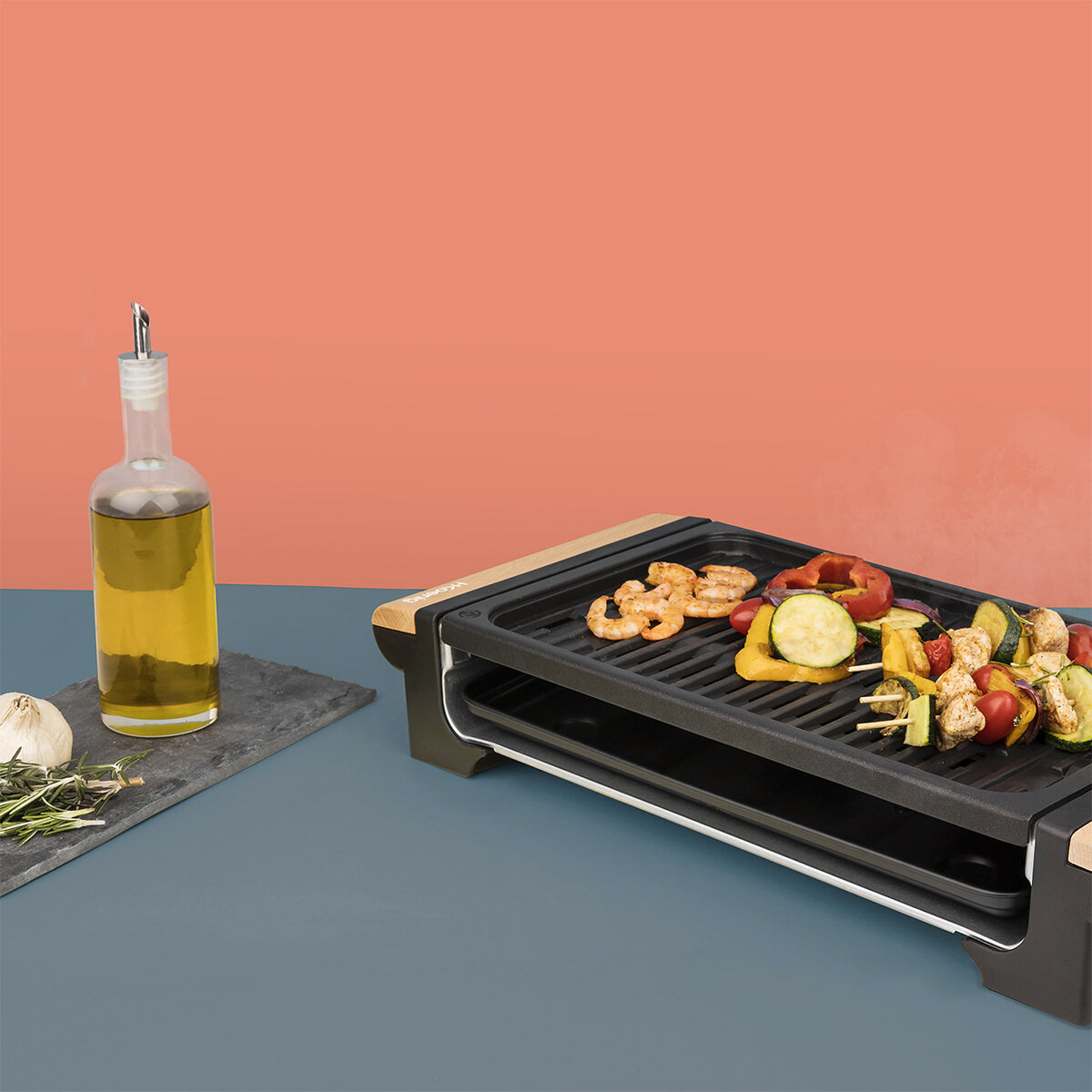 Nos produits > cuisine conviviale > pierre à cuire et grill